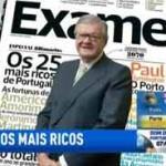 10 Mais Ricos de Portugal 2012