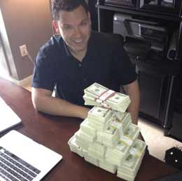 Milionário Investidor Timothy Sykes