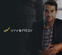 Plataforma de financiamento coletivo Viventor