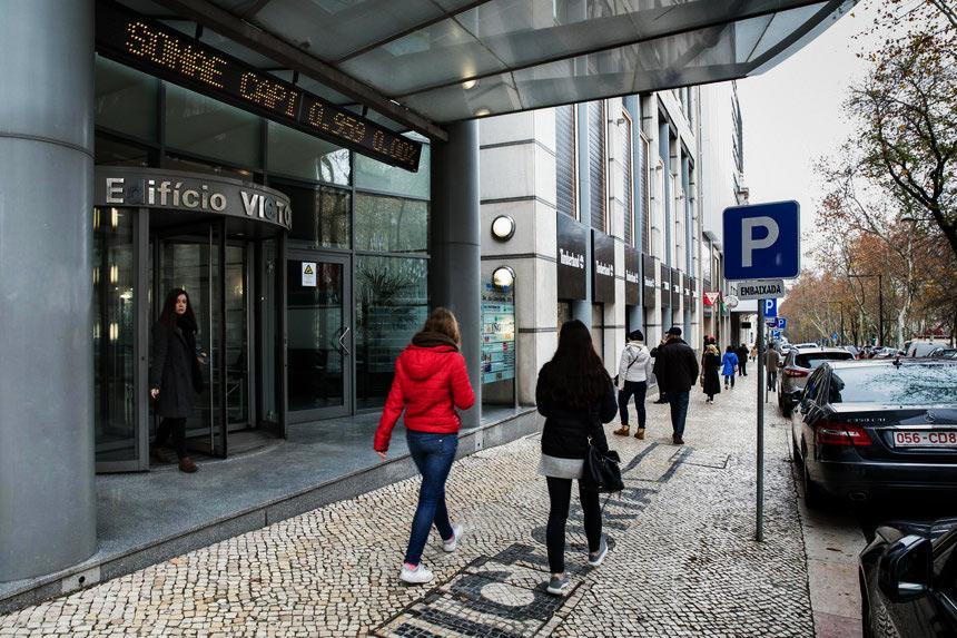 Bolsa de Valores de Lisboa