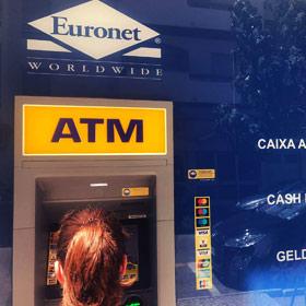 Caixa ATM Euronet Worldwide