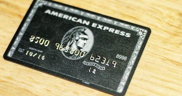Como Ter Um Cart 227 O American Express Black