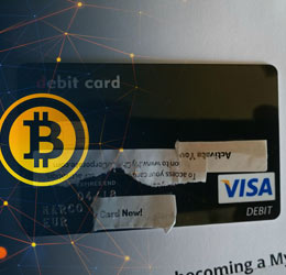 Cartão Débito Bitcoin