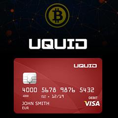 Cartão Débito UQUID