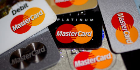 Mastercard forex