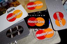 Cartão MASTERCARD corretora Forex