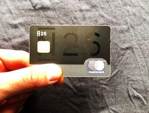Cartão N26 Black