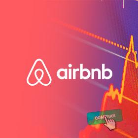 Como comprar ações da AirBnb