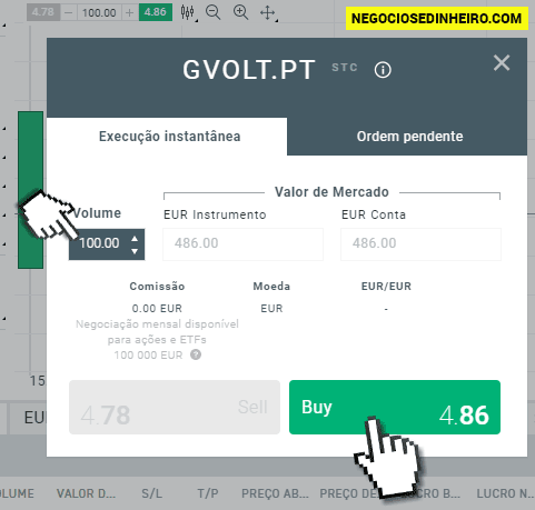 Como Comprar Ações da Greenvolt