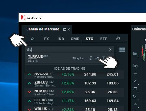 Como comprar ações da TILRAY
