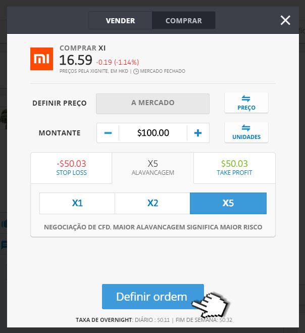 Como Comprar Ações Xiaomi