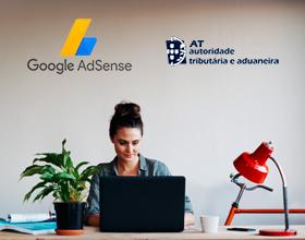 Como Declarar os Ganhos do Google Adsense e Youtube em Portugal