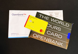 Como funciona o cartão de débito Openbank