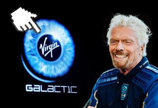 Como investir na Virgin Galactic