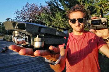 Drone Casey Neistat