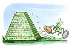 Esquema Ponzi HYIP
