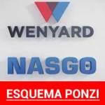 Wenyard é um Esquema Ponzi, Pirâmide Financeira, Fraude Multinível
