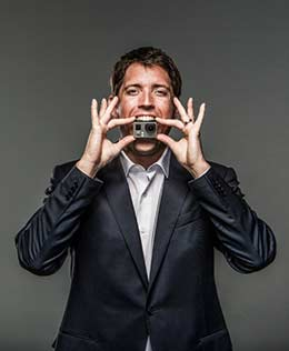 Nick Woodman - fundador GoPro