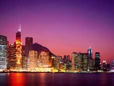 Hong Kong - País offshore