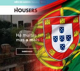 Housers em Portugal