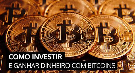 A empresa investimento bitcoin