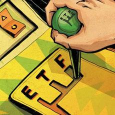 Investir dinheiro em ETFs