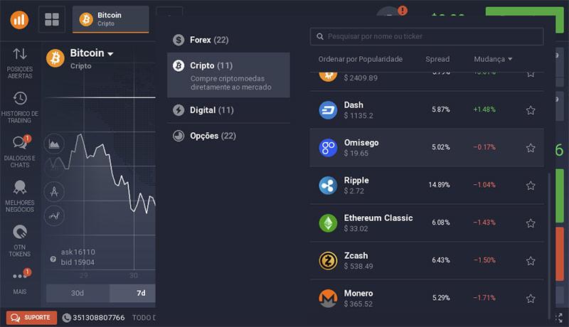 Investir na criptomoeda OmiseGO