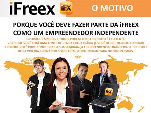 Mentiras partilhadas pela iFreex para dar razões para investir no golpe