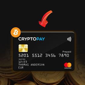 Novo Cartão Bitcoin