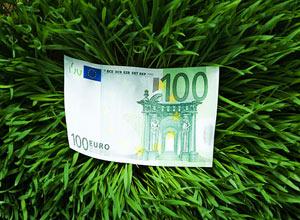 Como investir 100 euros