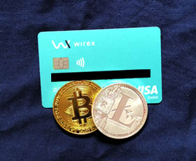 Pedir Cartão Bitcoin Wirex Grátis