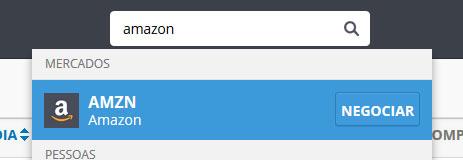 Como comprar ações da Amazon