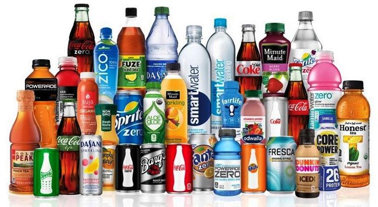 Produtos The Coca-Cola Company