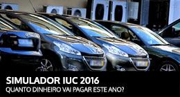 Simulador de IUC 2016