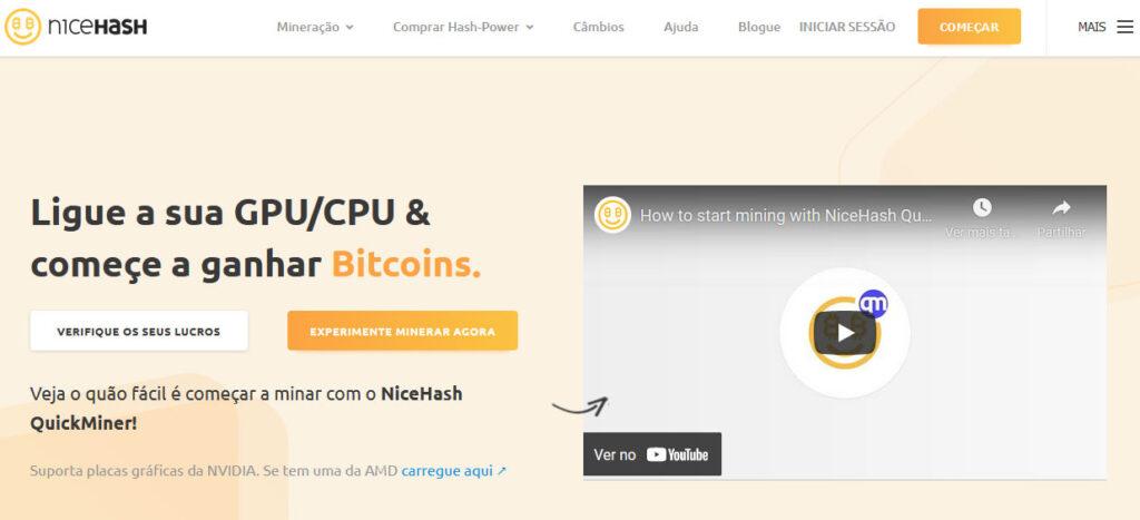 Site Nicehash