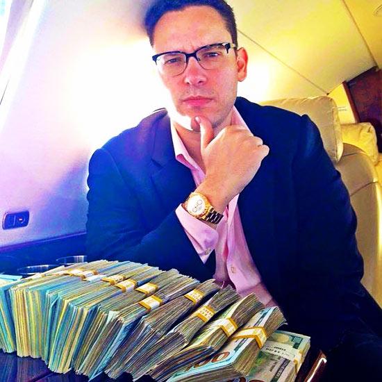 Tim Sykes, trader milionário de Penny Stocks