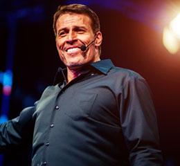 Dicas sobre dinheiro de Tony Robbins